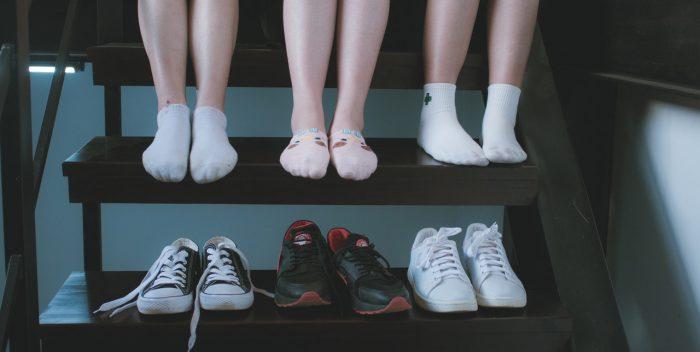 Changer de chaussures pour ne plus avoir mal au dos