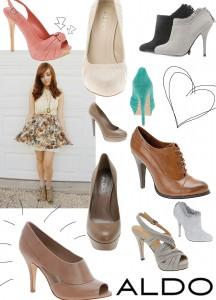 Chaussures ALDO pour femmes
