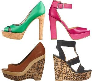 Les chaussures tendances 2012